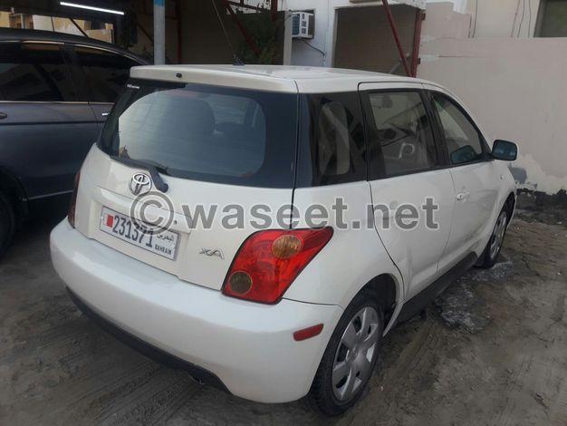 سيارة تويوتا نظيفة جدا للايجار بسعر مغري