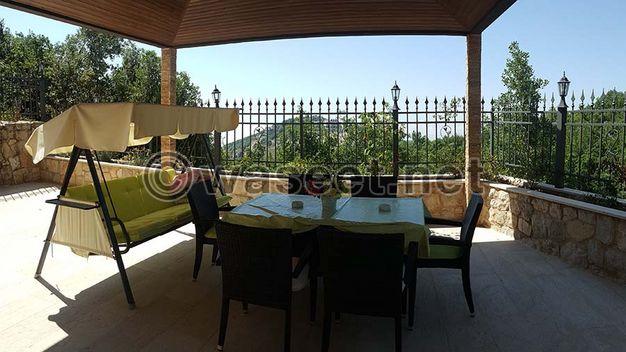 Villa For Sale in Mechmech 1 Min Away From St-Charbel Church