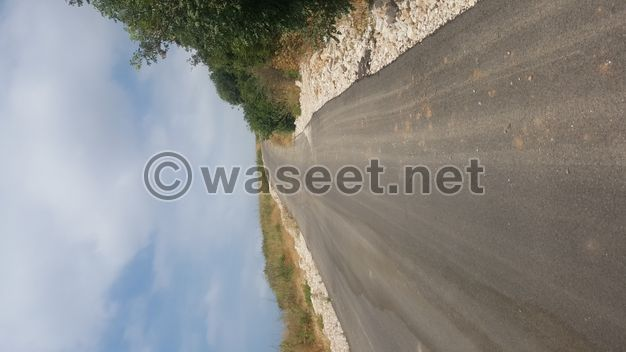 Land for sale nahr ibrahim 936m sea view