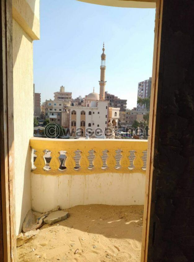 شقة للبيع بكفر الشيخ