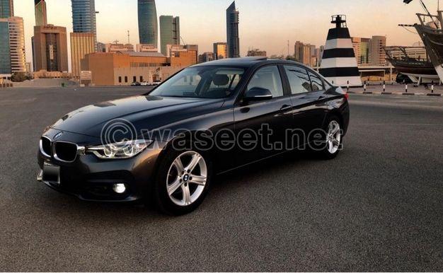 للبيع BMW -320i -2016