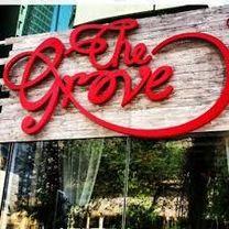 مطعم وكافية ذا غروف The Grove0