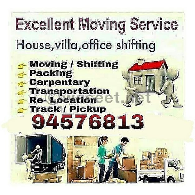 Muscat movers best service