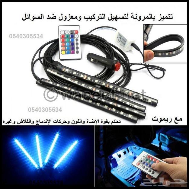 لمبات اضاءة ليد السيارة LED مميز بسعر رائع