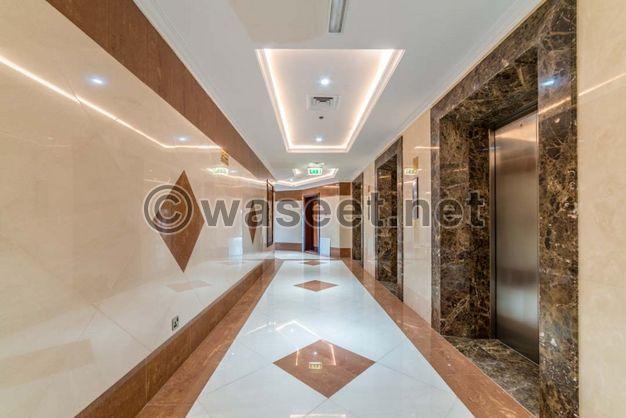 استلم شقة غرفتين وصالة فوراً في أفخم برج في عجمان