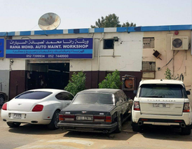 Rana Muhammad Auto Workshop Sharjah