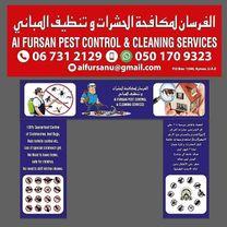 AL FURSAN Pest Control & Building Cleaning Co0