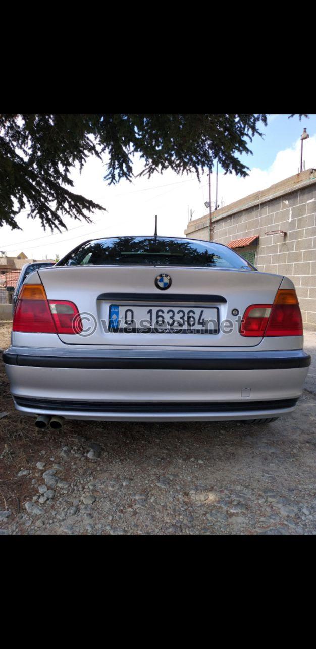 BMW e46, ndifi ktir w bedour 3al remote
