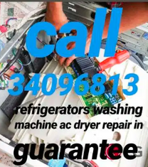 refrigerators and machines Repair