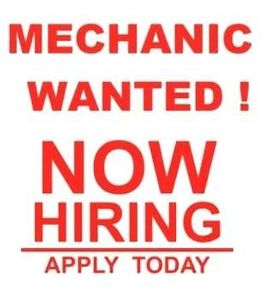 required car mechanic