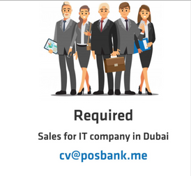 required  for IT company in Dubai