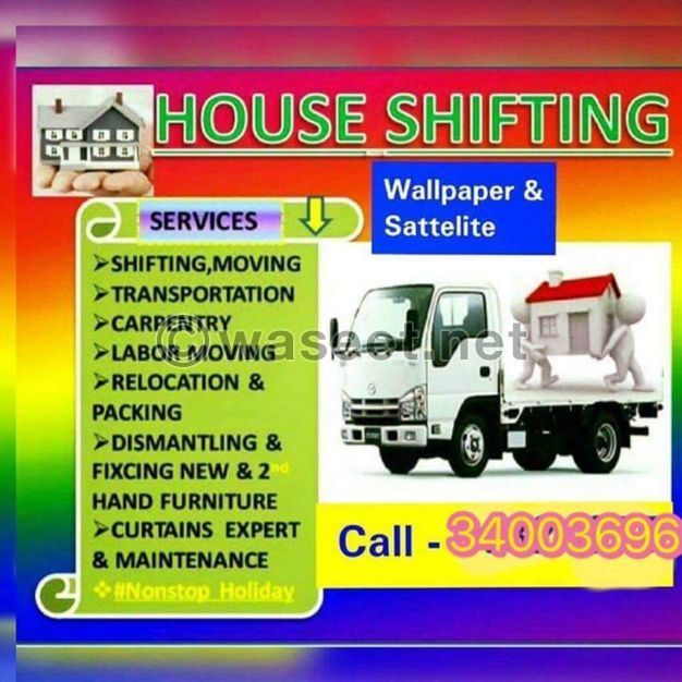 safe and secure moving and packing