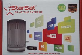 satellite full HD Receiver