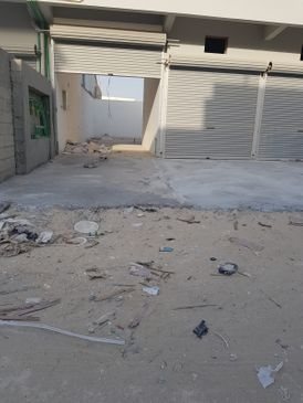 A commercial solution for rent in the Hamala area