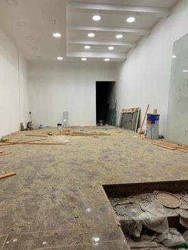 showroom for rent in gudaybia Exhibition road