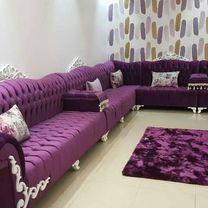 sofa curtain