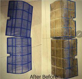split air condition clean repair service