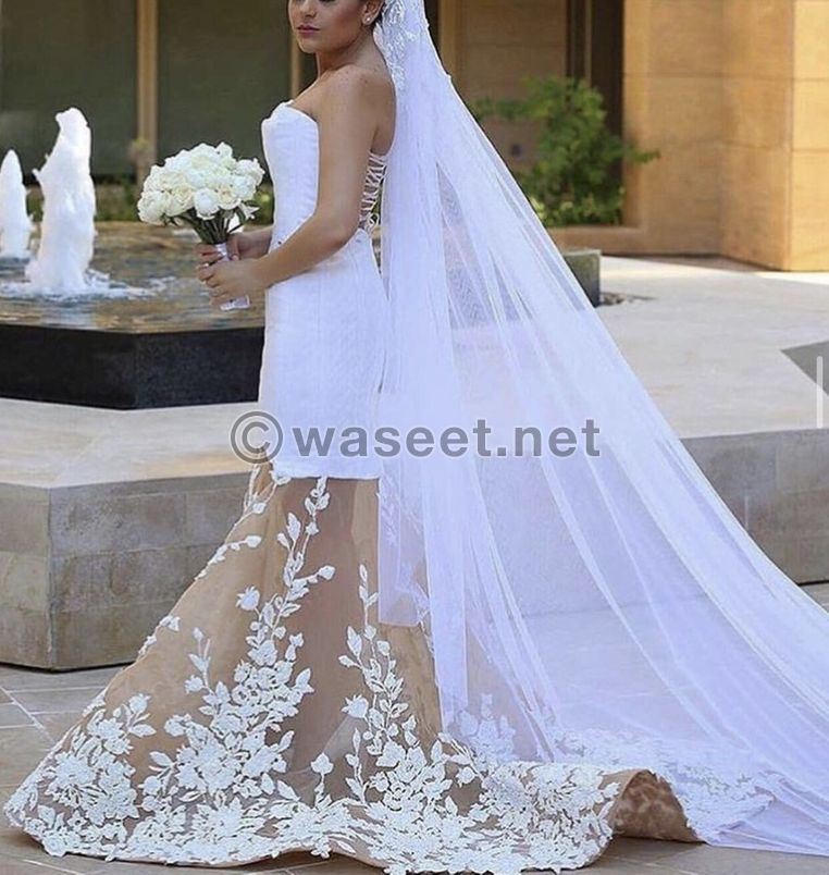 two wedding dresses for sale both 1500$