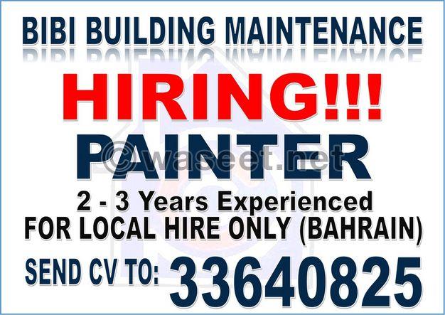 urgent painter