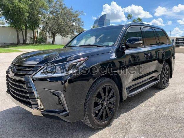used 2019 Lexus LX570