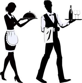 waiter/waitresses