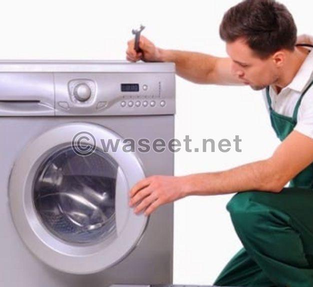 washing refrigerators repair