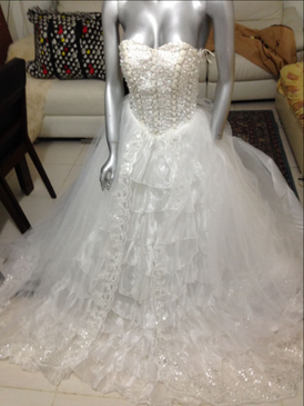 Wedding dress new